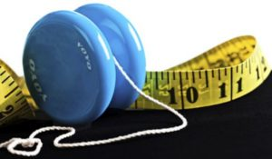Stop yo-yo dieting and achieve permanent weight loss